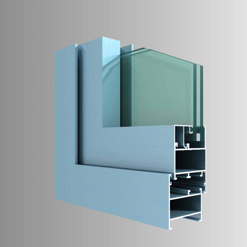Aluminum window and door systems for Aluminium glass windows and doors